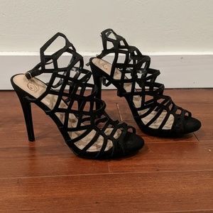 Shoes - NWOT laser cut heels - sell by 9/2